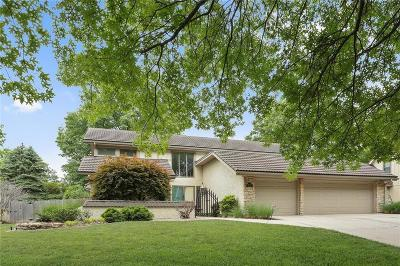 Overland Park Single Family Home For Sale: 8672 W 102nd Terrace