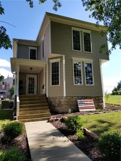 Single Family Home Pending: 1106 Parallel Street