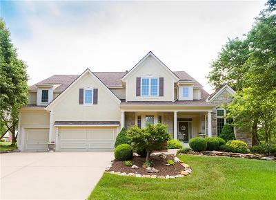 Lenexa Single Family Home For Sale: 9511 Cailler Drive