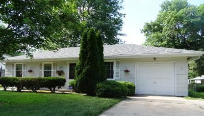 Bates County Single Family Home For Sale: 502 E Atkison Street