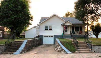 Grundy County Single Family Home For Sale: 1711 Oak Street