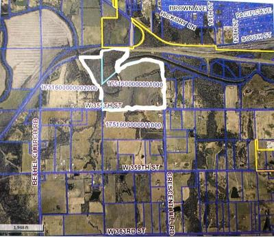 Miami County Residential Lots & Land For Sale: 33510 W 355th Street