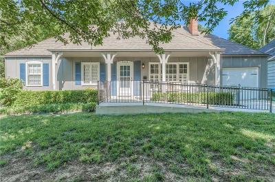 Prairie Village Single Family Home For Sale: 7938 Norwood Street