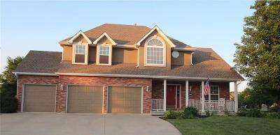 Platte City Single Family Home For Sale: 13005 Red Oak Court