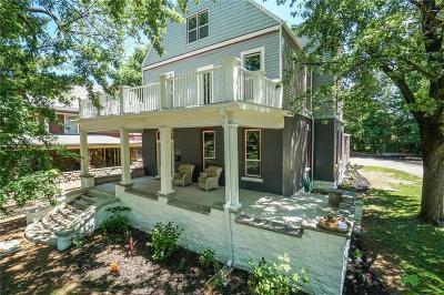 Kansas City Single Family Home For Sale: 3315 Campbell Street