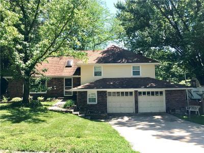 Leavenworth Single Family Home For Sale: 533 Pleasant Avenue