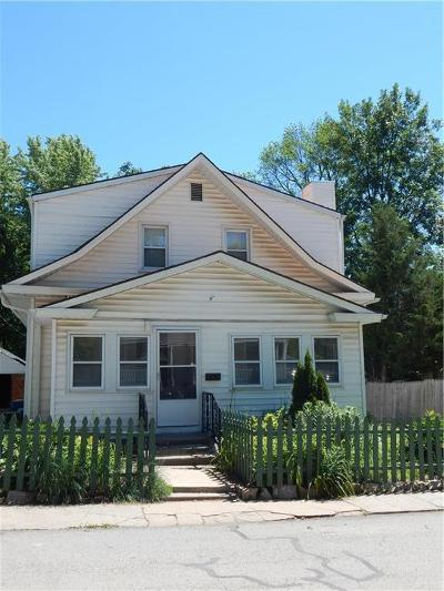 Liberty Single Family Home For Sale: 315 Choctaw Street