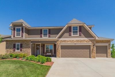 Lawrence Single Family Home For Sale: 512 N Daylily Drive