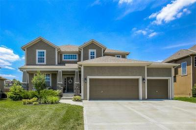 Olathe Single Family Home Contingent: 10814 S Harwick Street