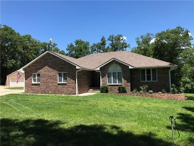 Henry County Single Family Home For Sale: 1051 SE Hwy Z