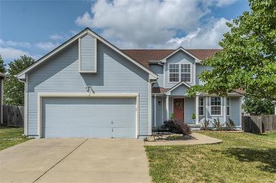 Kansas City MO Single Family Home For Sale: $188,000