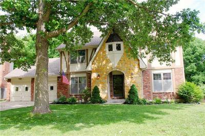 Leavenworth Single Family Home For Sale: 1709 Ridge Road