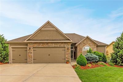 Louisburg Single Family Home For Sale: 709 S 12th Terrace East Terrace