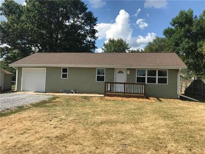 Cameron Single Family Home For Sale: 806 Euclid Street