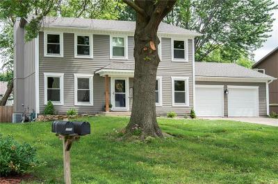 Single Family Home For Sale: 15710 W 146th Street