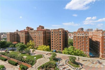 Kansas City Condo/Townhouse Show For Backups: 121 W 48th Street #402/404