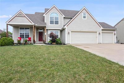 Eudora Single Family Home For Sale: 2309 Country Circle