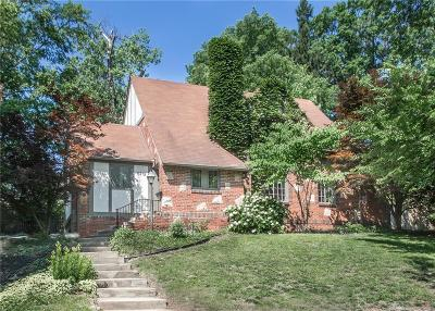 Single Family Home For Sale: 6712 Linden Road