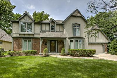 Overland Park Single Family Home For Sale: 8001 W 115th Street