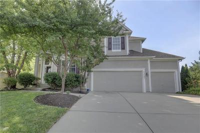 Olathe Single Family Home For Sale: 11587 W 146th Street