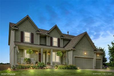 Louisburg Single Family Home For Sale: 8263 W 263 Street