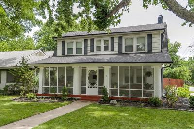Single Family Home For Sale: 6447 Baltimore Avenue