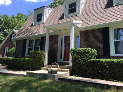 Clay County Single Family Home For Sale: 13523 Wood River Drive