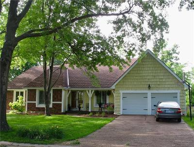 Leawood Single Family Home For Sale: 12637 Overbrook Road