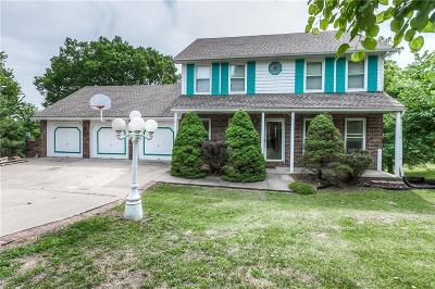 Kansas City Single Family Home For Sale: 5241 N 109th Street