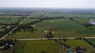Miami County Residential Lots & Land For Sale: 265th & Metcalf Road