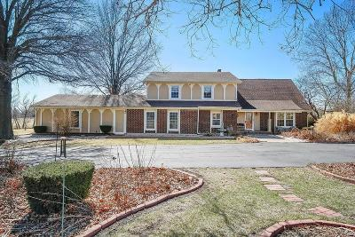 Johnson-KS County Single Family Home For Sale: 14200 S Pflumm Street
