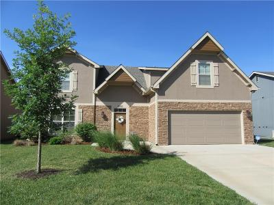 Lawrence Single Family Home For Sale: 5903 Simple Lane
