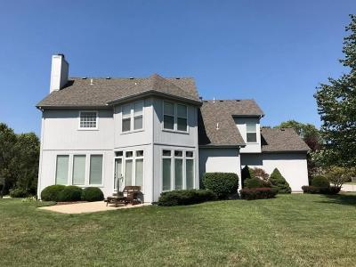 Lee's Summit Single Family Home For Sale: 2501 SW Winteroak Circle