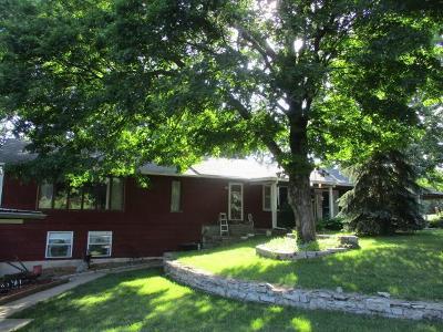 Louisburg Single Family Home For Sale: 101 N 3rd Street