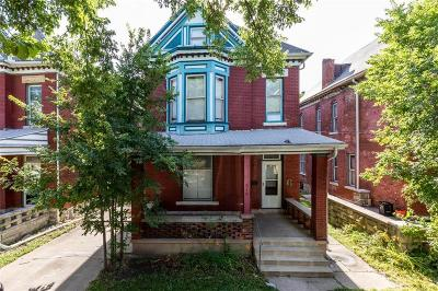 Kansas City Single Family Home For Sale: 518 Bellefontaine Avenue