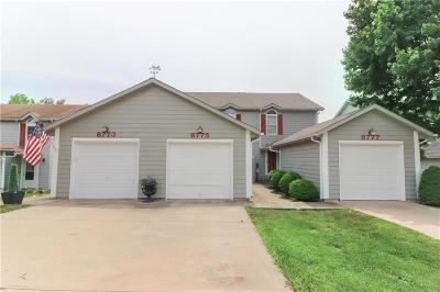 Platte County Condo/Townhouse For Sale: 8775 NW 82nd Street