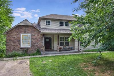 Bates City Single Family Home For Sale: 2922 Milam Road