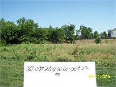 Miami County Residential Lots & Land For Sale: 20928 W 225th Terrace