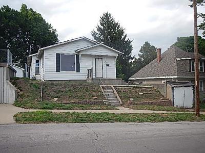 St Joseph Single Family Home Auction: 2311 Edmond Street
