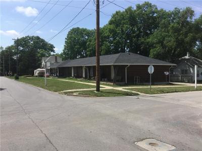 Livingston County Multi Family Home For Sale: 601 Jfk Street