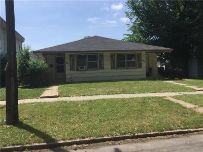 Livingston County Multi Family Home For Sale: 1016/1 Elm Street