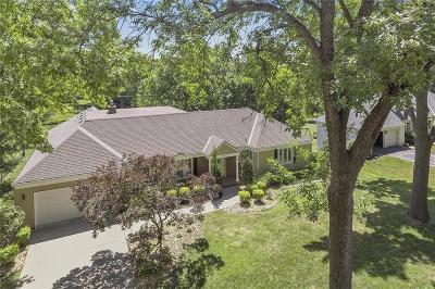 Johnson-KS County Single Family Home For Sale: 9707 Manor Road