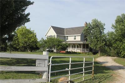 Louisburg Single Family Home Contingent: 34373 Rockville Road