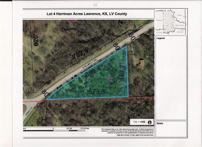 Leavenworth County Residential Lots & Land For Sale: Lot 4 243rd & Stillwell Road