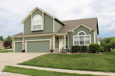 Raymore MO Single Family Home For Sale: $284,500