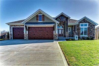 Raymore MO Single Family Home Pending: $531,250