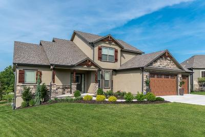 Basehor Single Family Home For Sale: 820 155th Circle