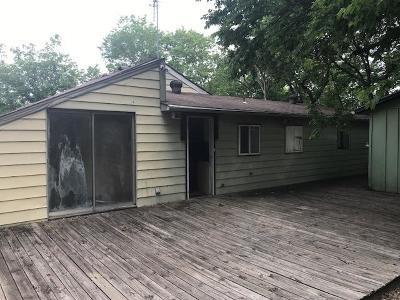 Lake Lotawana Single Family Home For Sale: 165 T Lake Shore Drive