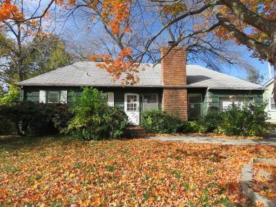 Single Family Home For Sale: 8754 Kessler Street