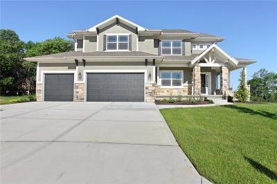 Olathe Single Family Home For Sale: 16542 S Loiret Street